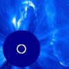Noticia alertadora para todos miren Un 'gusano' gigante de plasma solar se acerca a la Tierra