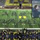 Video lepide matrimonio empleno Juego miren lo que pasa :Epic Proposal Video At College Football Game