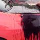 Que maldito loco miren como es que pinta su carrro nunca avia visto esto Heat Sensitive Color Changing Paint