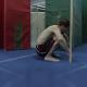 Video Este loco rompio un recor miren en que fue :Record Attempt: Lowest Standing Backflip