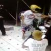 Video Recomendao ladrone queriendo asaltar una pizzeria (Failed Robbery) (*Warning* Graphic)
