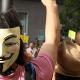 VIDEO La 'Marcha del Millón de Máscaras' de Anonymous dará la vuelta al mundo