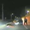 VIDEO MIREN ESTO Un policía de Nueva Jersey saca a un hombre de un camión en llamas