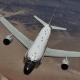 Video: Entregado el primer avión espía Rivet Joint a la Fuerza Aérea del Reino Unido