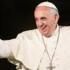 El papa Francisco ha confesado que robó la cruz puesta a un amigo muerto