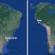 Revelan cuándo y por qué Buenos Aires, Barcelona y otras ciudades desaparecerán del mapamundial