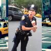 VIDEO MIREN ESE MALDITO POLICIA LOCO EN NY:Foul Mouthed NYPD Cop