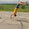 VIDEO MIREN ESTO AVER SI QUEDO VIVO :Skateboard Backflip Major Fail