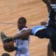 VIDEO QUE MALDITA PATA BASKEBALL GAME :Really? Tony Allen Kicks Chris Paul In The Face Mid-Game!