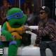 VIDEO Wiz Khalifa FUMANDO MARIJUANA Smokes Up With Leonardo From The Ninja Turtles!