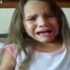 VIDEO YORANDO POR QUE QUIERE SER NEGRA Little Girl Crying Because She Wants To Be Black