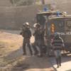 Vídeo: Soldado israelí dispara balas de goma a una palestina a quemarropa