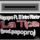 Papopro Ft. El Intro Warior - La Tipa (Audio Oficial) rap dominicano 2014...tema exclusivo del dia!!