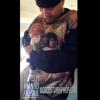 VIDEO MIREN EL REGALO DE ESTE FAMOSO RAPERO Haaan: Mally Mall Gifts French Montana With A Pet Monkey!