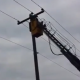 RESCATANDO UN GATO MIREN LO QUE PASO :Rescuing A Cat From The Power Lines... What Could Go Wrong?