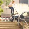 VIDEO MIREN ESTO EL DIABLO TV Host's Reaction To Giant Drop Ride