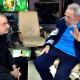 Fidel Castro se deja ver con el escritor Ignacio Ramonet y habla sobre Cháve