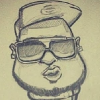 Fotos - Fíjate el comics realizado en honor al cantante urbano
