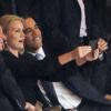 La mujer de obama selosa Foto selfie de Obama con primeros ministros de Dinamarca y Gran Bretaña se vuelve viral