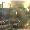 CAPTURADO EN CAMARA COMO CHOCO PAUL WALKER :Surveillance Camera Captures Paul Walker Crash And It's Explosive Aftermath!