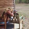 VIDEO QUE CREEN QUE LE PASO? SE ROMPIO LA CARA? MIREN ESTO! :You'll Shoot Your Eye Out!
