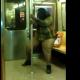 Mujer motrando todo en el tren de new york increible :Stop The Madness Clip Of The Week: Ices Brown On The NYC Subway