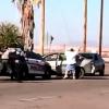 La policia le dispara a un sospechoso Police In Arizona Fatally Shoot Unarmed Man Who Has His Back Turned & Hands Up In The Air!?