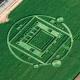INCREIBLE No, los extraterrestres no hicieron la extraña figura en una granja de California