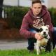 Perro perdido hace 10 años, encontrado por sus dueños un día antes de ser sacrificado