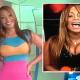 Imagenes presentadora dominicana conocida como
