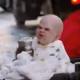 Video sorprendente del dia: Fijate de que forma este bebe aterroriza NY (USA) Note asuste