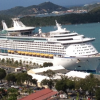 Noticias internacionales Se enferman más de 300 personas en un crucero en el Caribe