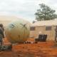 MIREN ESTO El Pentágono se comunicará mediante antenas de satélite inflables
