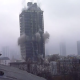 Video MIREN ESTA DEMOLICION CASI EL DEBARATA EL CUELLO AFE Tower Demolition