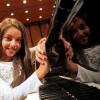 VIDEO Increible miren como esta niña pianista que 'tomará' Bellas Artes