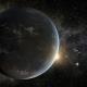 MIREN ESTO La Tierra se sume en la oscuridad debido al calentamiento global