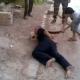 Estado Islámico deja que una viuda ejecute al soldado sirio que mató a su esposo