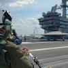 El portaaviones nuclear de EE.UU. George Bush se dirige al golfo Pérsico