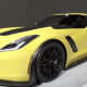 Video El carro del 2015 Corvette Stingray Z06 (Beast Super Car) miren esto