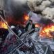 Noticias Internacional increible Al menos 90 muertos por bombardeos en Siria