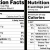 Mira este cambio Renuevan las etiquetas de información nutricional