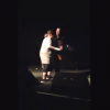 DIABLO: CASI MATAN ESTE TIPO MIREN He Don't Play: Action Bronson Pushes Security Guy On To Stage Floor In Portland