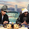 VIDEO Curence Riance con el loco de Snoop Dogg GGN News Network Feat. Pharrell!