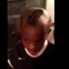 Miren como lo recortaron por actual mal en la escuela Mother Jacks Her Son's Hair Up For Acting Bad In School