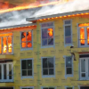 VIDEO miren este incendio Insane Fire Rescue Of A Construction Worker In Houston Apartment!