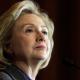 El logo de la campaña de Hillary Clinton ya está causando controversia en las redes
