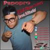 Cover Oficial del rapero dominicano Papopro