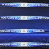 Barcelona-Atlético y Real Madrid-Borussia, duelos de cuartos en la Champions