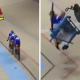 VIDEO Que maldito accidente la foto dice todo Cycling Accident At The South American Games