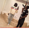 Este famoso rapero en problemas por mostrar un arsenal de armas de fuego Chief Keef -- Caught Up in Chicago Shooting Instagrammed AK-47 Photos
